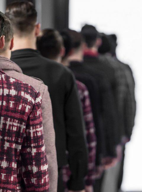 Fashion Week masculine, évènement de mode en ligne